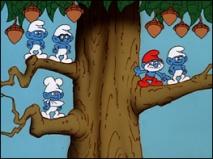 smurfs tree
